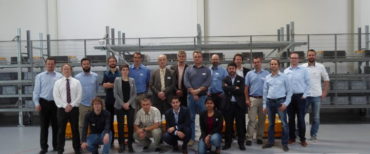Second General Assembly (At Fraunhofer IML in Dortmund)